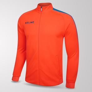 Kelme Estadio Training Jacket – Neon-Orange/Neon-Blue