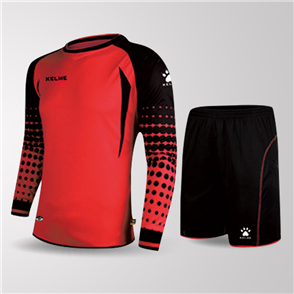Kelme Junior Salva Long Sleeve GK Set – Red