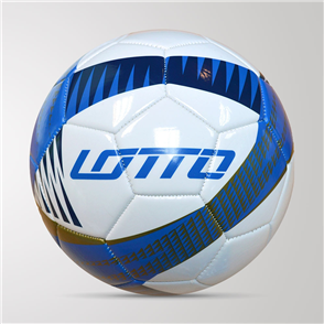 Lotto FB900 Hexus Ball – White/Gold