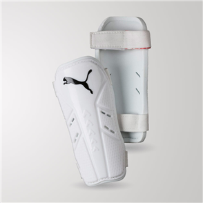Puma Pro Training II Shin Guards – White