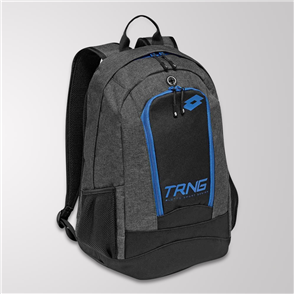 Lotto Training Backpack – Black/Blue