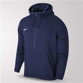Nike Team Club Full-Zip Hoodie – Navy