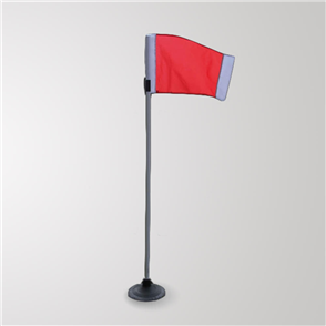 Lotto Corner Flag with Base