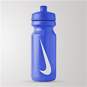 Nike Big Mouth Water Bottle – Blue