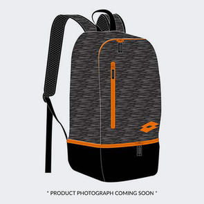 Lotto Backpack – Orange/Black