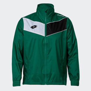 Lotto Junior L73 Wind Jacket – Emerald