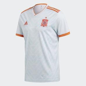 dcbbe7a65 adidas 2018-19 Spain Away Shirt