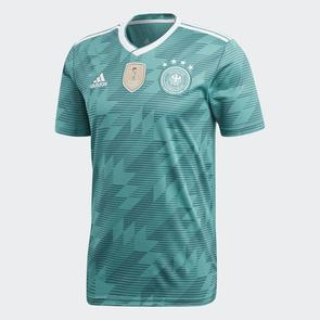 adidas 2018 Germany Away Shirt