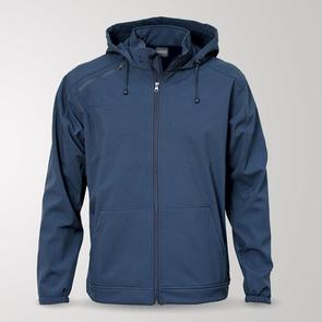 TSS Junior Elite Softshell Hoodie – Navy