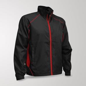 TSS Junior Matchpace Jacket – Black/Red
