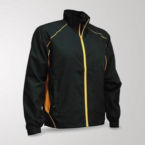 TSS Junior Matchpace Jacket – Black/Gold