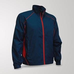 TSS Junior Matchpace Jacket – Navy/Red