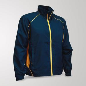 TSS Junior Matchpace Jacket – Navy/Yellow