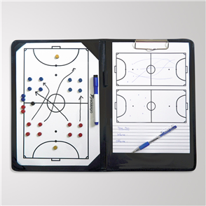 Kiwi FX Futsal Coaches Tactic Folder