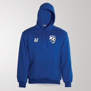 TSS Junior Blue Rovers Crest Graphic Pullover Hoodie