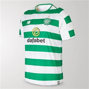 New Balance 2018-19 Celtic Home Shirt