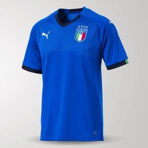 Puma 2018-19 Italy Home Shirt