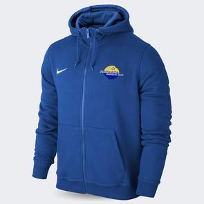 Nike Papamoa FC Full-Zip Hoodie – Blue