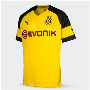 Puma 2018-19 Borussia Dortmund Home Shirt
