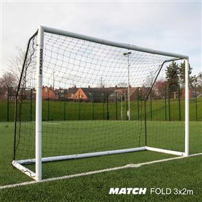 Quickplay Quickplay Folding Futsal Goal (3m x 2m)