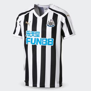 Puma Junior 2018-19 Newcastle United Home Shirt