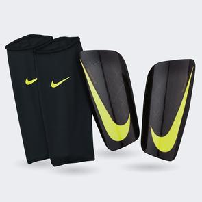 Nike Mercurial Lite Shin Guards – Black/Volt