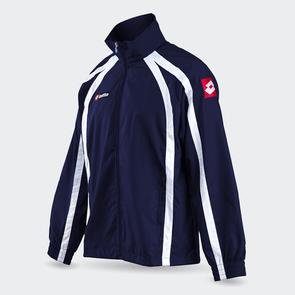 Lotto Junior Hero Wind Jacket – Navy/White