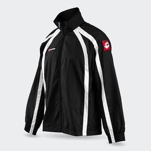 Lotto Junior Hero Wind Jacket – Black/White