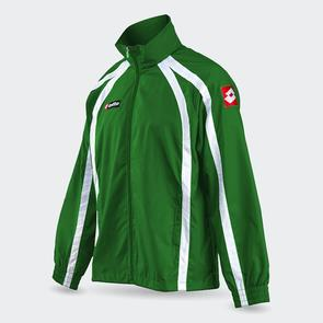Lotto Junior Hero Wind Jacket – Green/White
