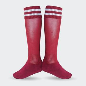 TSS Football Sock – Red