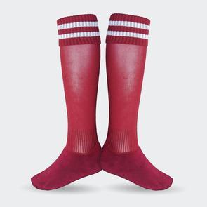 TSS Football Sock – Red