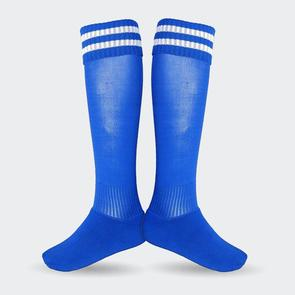 TSS Football Sock – Blue