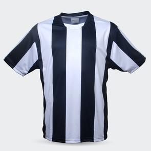 TSS Striped Jersey – Black/White