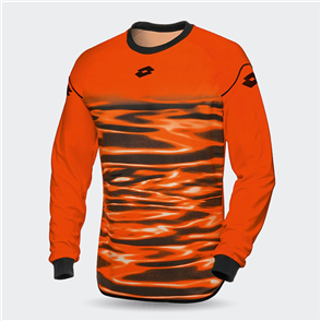 Lotto Cross Goalkeeper Jersey – Orange