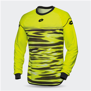 Lotto Cross Goalkeeper Jersey – Yellow