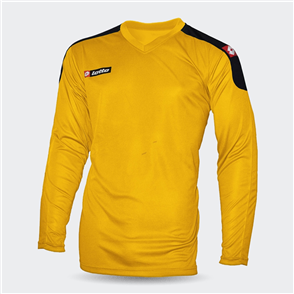 Lotto Junior Shield GK Shirt – Yellow