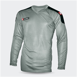 Lotto Junior Shield GK Shirt – Silver