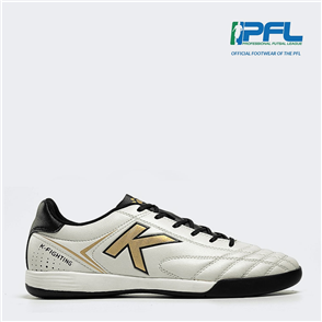 Kelme K Fighting Futsal Shoe – White