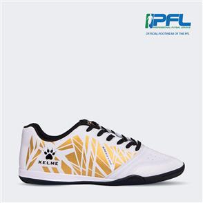 Kelme Futsal Shoe - White