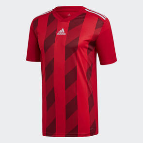 adidas Striped 19 Jersey – Red/White