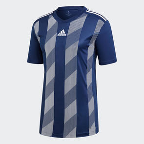adidas Striped 19 Jersey – Navy/White