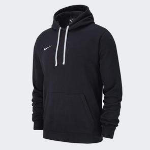 Nike Team Club 19 Pullover Hoodie  – Black