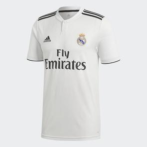 575cf13d6bb adidas 2018-19 Real Madrid Home Jersey