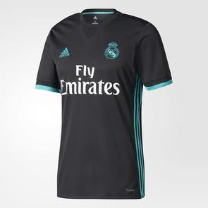 adidas 2017-18 Real Madrid Away Shirt