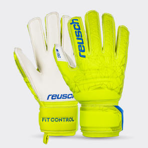 Reusch Junior Fit Control SG Finger Support GK Gloves