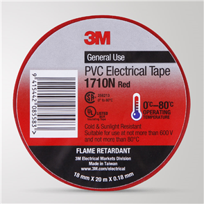 3M Insulation Tape – Red