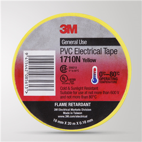 3M Insulation Tape – Yellow