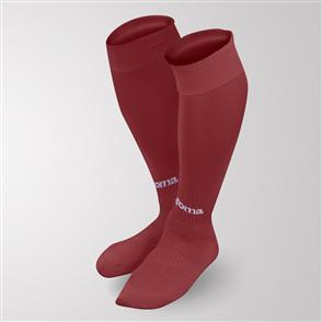 Joma Classic-2 Sock – Maroon
