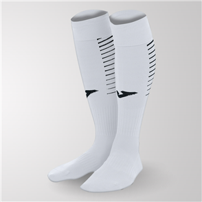 Joma Premier Sock – White/Black