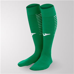 Joma Premier Sock – Green/White
